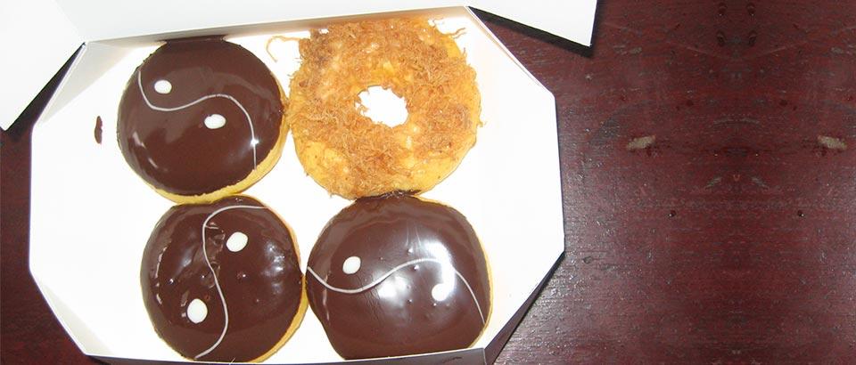 Daoist Donuts!