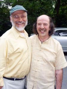 RICHARD AND ME