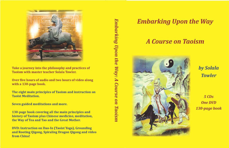 embarking on way course in taoism